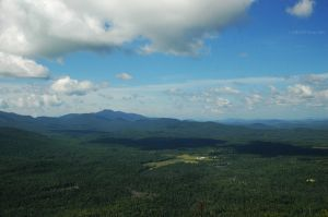 View from Catamount
